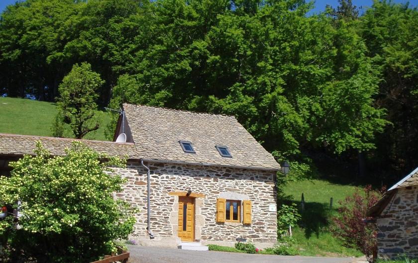"""Location de vacances - Gîte à Saint-Pierre-de-Nogaret - Gîte """"La Forge"""" 3 épis 45 m2 2/4 personnes Au calme"""