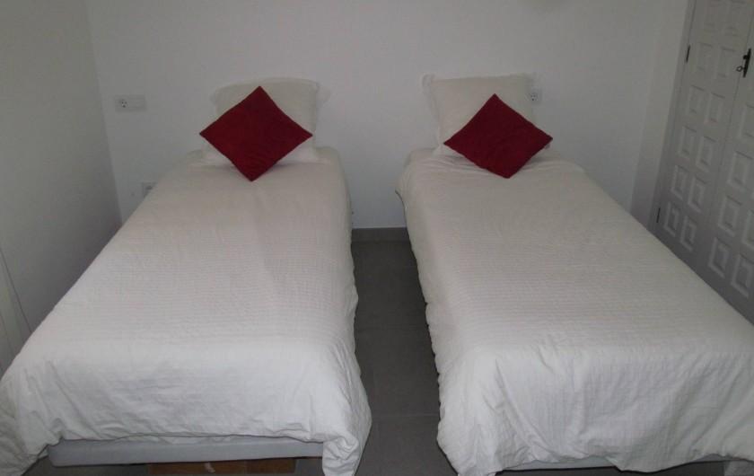 Location de vacances - Villa à Xàbia - Chambre 2