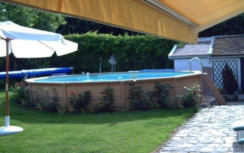 Location de vacances - Chambre d'hôtes à Jaignes