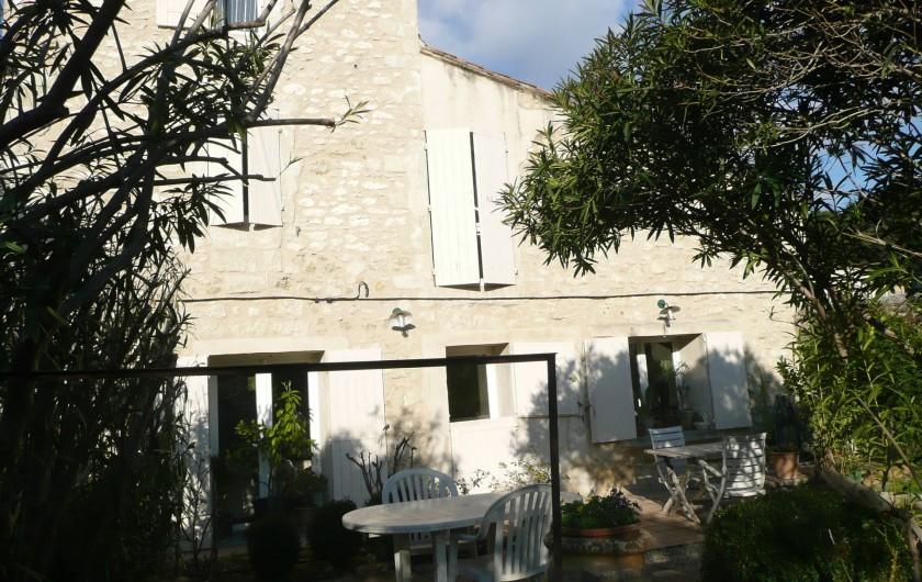 Location de vacances - Maison - Villa à Aramon