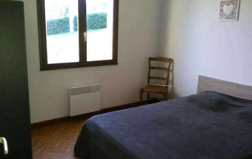 Location de vacances - Gîte à Bromont Lamothe - Chambre 1