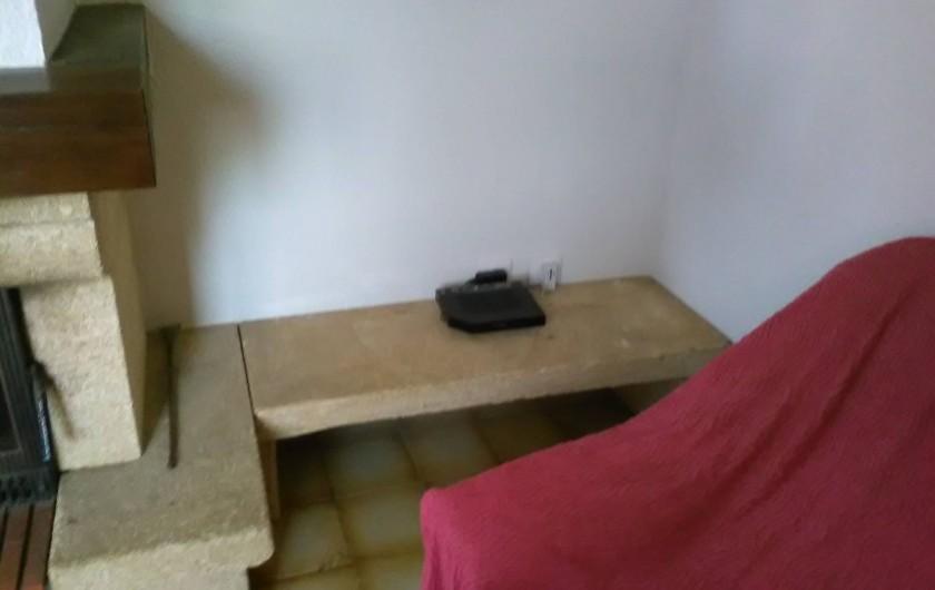 Location de vacances - Gîte à Bromont Lamothe - Box internet
