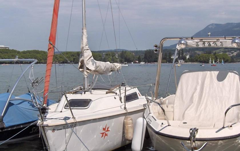 Location de vacances - Appartement à Samoëns - Annecy et son Lac