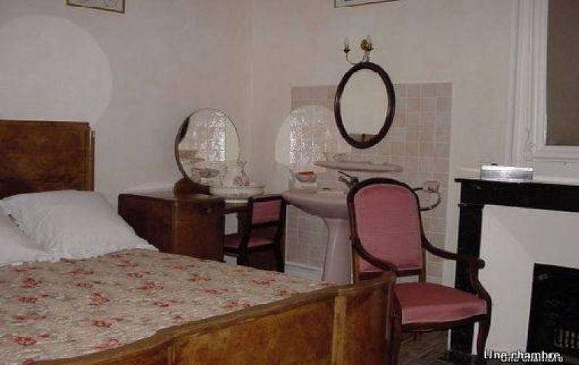 Location de vacances - Maison - Villa à Vic-le-Fesq