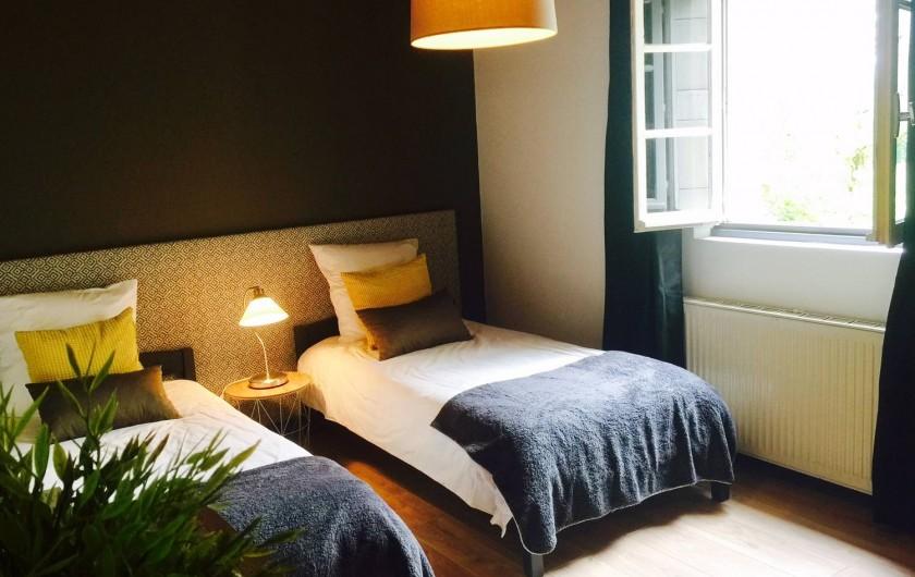 """Location de vacances - Villa à Sauvelade - Chambre ( 2pers)   """" Suivez vos envies """""""