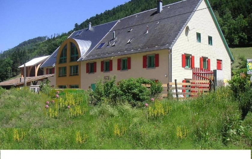 Location de vacances - Maison - Villa à Sainte-Marie-aux-Mines - Gîte . Ancienne ferme vosgienne