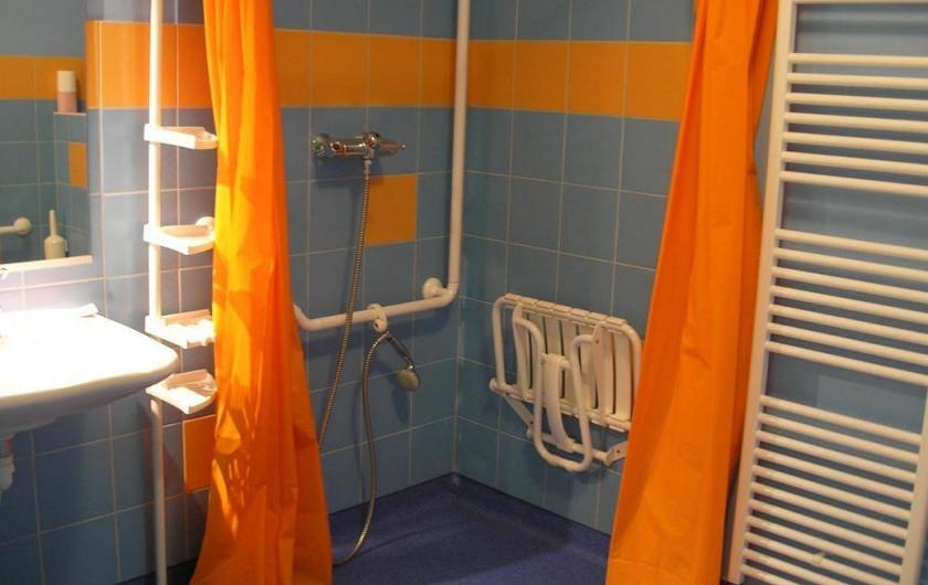 Location de vacances - Maison - Villa à Sainte-Marie-aux-Mines - une des salles de bain