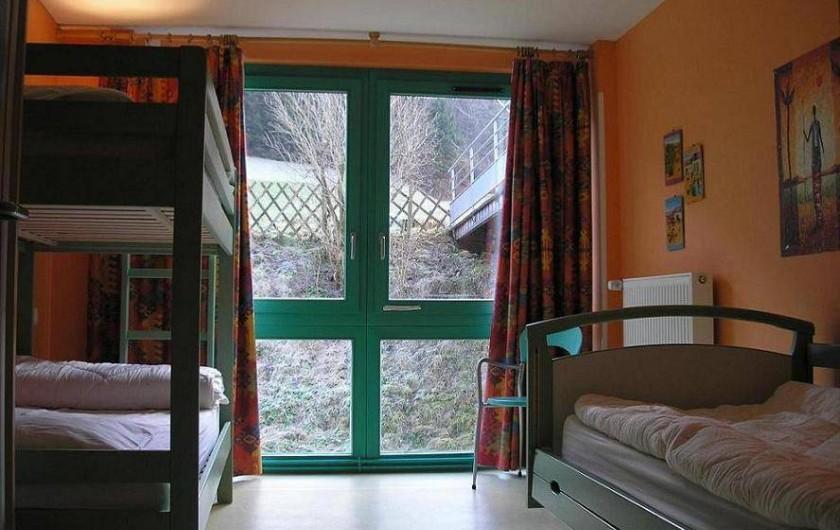 Location de vacances - Maison - Villa à Sainte-Marie-aux-Mines - chambre au 1ere étage