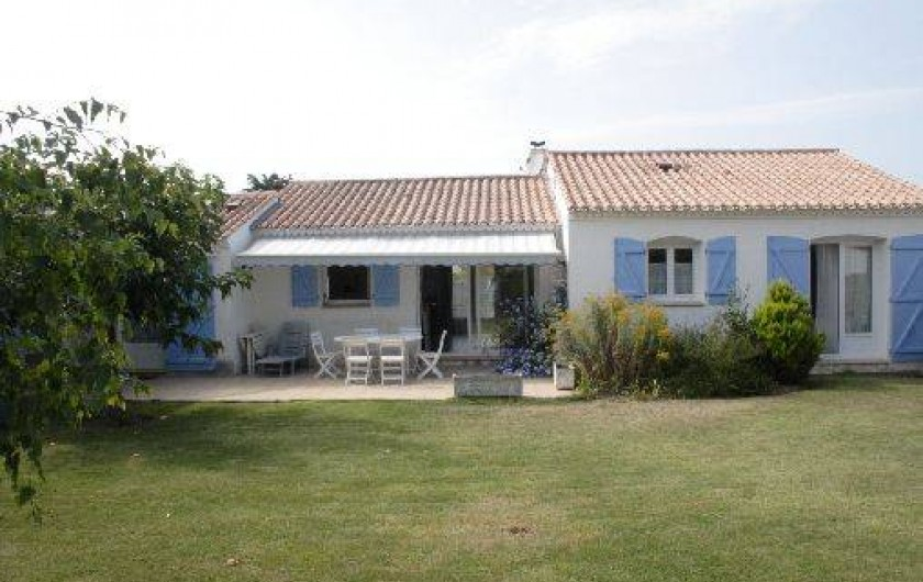 Location de vacances - Villa à Notre-Dame-de-Monts