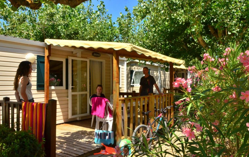 Location de vacances - Bungalow - Mobilhome à Cornillon