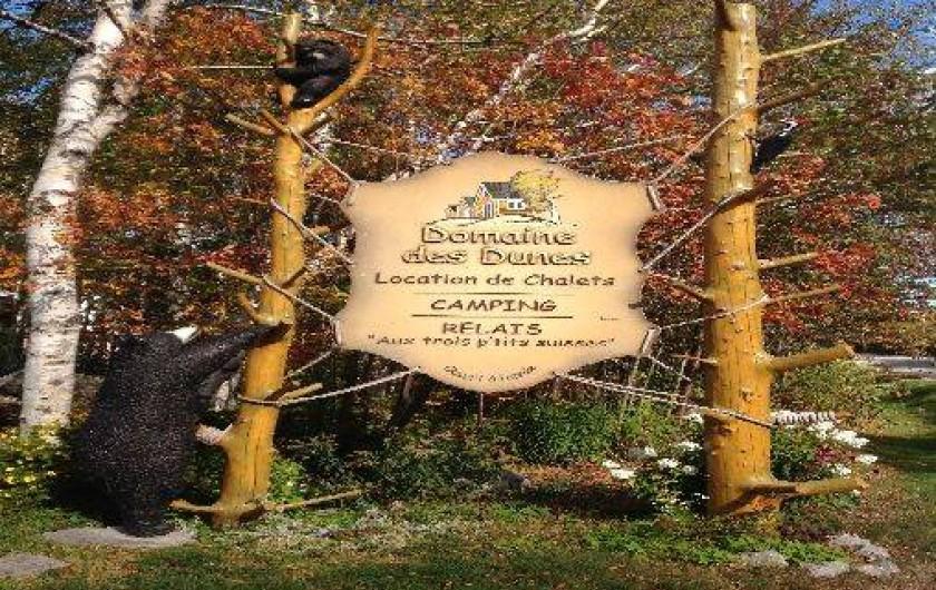 Location de vacances - Chalet à Tadoussac