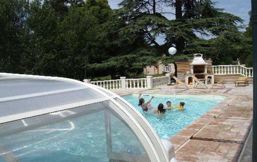Location de vacances - Chambre d'hôtes à Yvré-l'Évêque