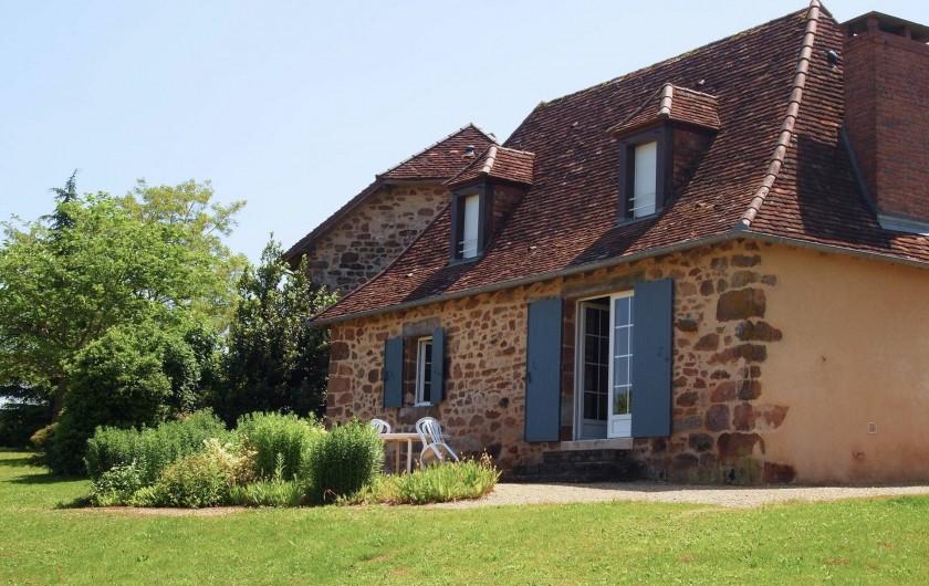 Location de vacances - Gîte à Hautefort - Gite 4 personnes