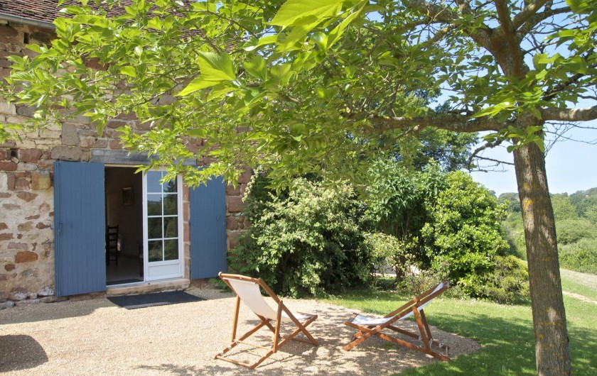 Location de vacances - Gîte à Hautefort - Gite 5 personnes