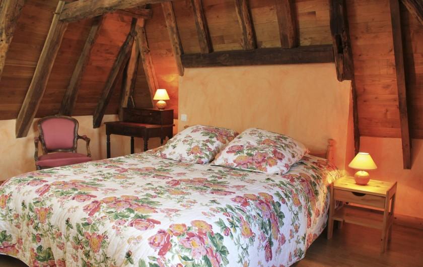 Location de vacances - Gîte à Hautefort - Chambre n°1