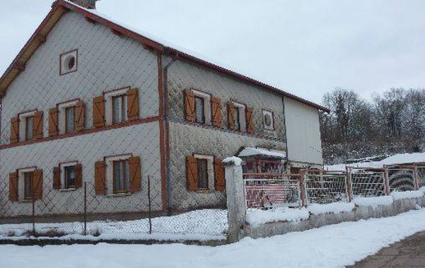 Location de vacances - Maison - Villa à Saint-Léonard