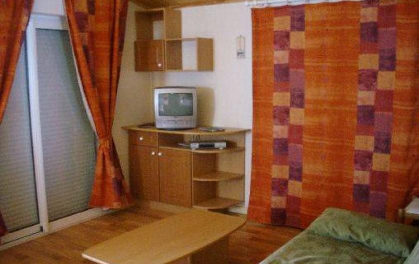 Location de vacances - Chalet à Chamrousse
