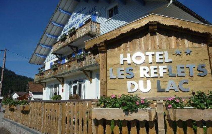 Location de vacances - Hôtel - Auberge à Gérardmer
