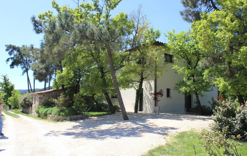Location de vacances - Villa à Aubenas - vue d'ensemble