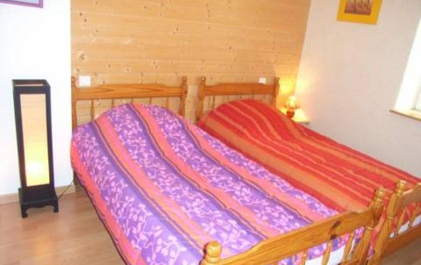 Location de vacances - Maison - Villa à Lanmeur - chambre 3