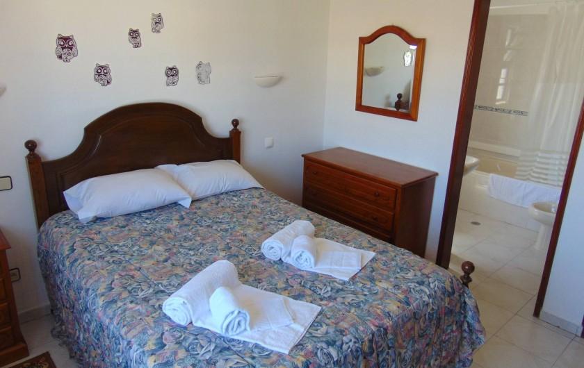 Location de vacances - Villa à Albufeira - Suite 1º étage