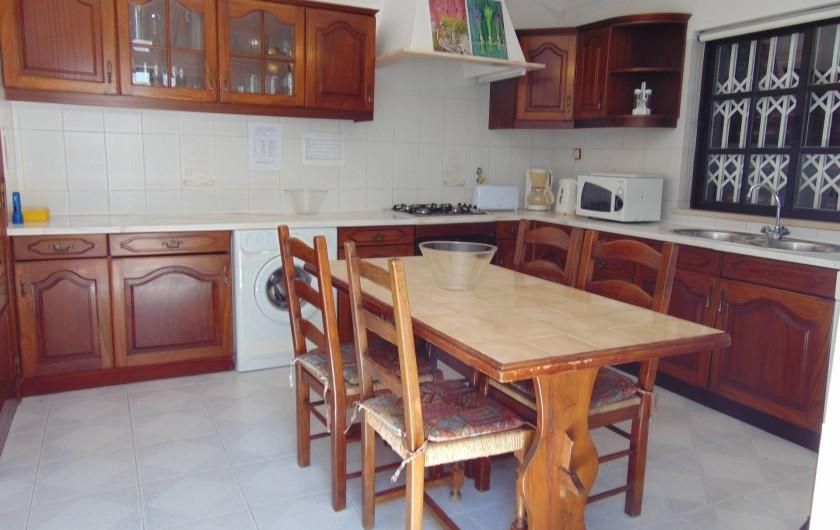Location de vacances - Villa à Albufeira - Cuisine