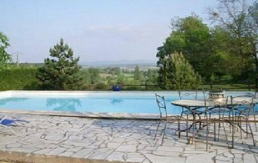 Location de vacances - Villa à Gageac-et-Rouillac
