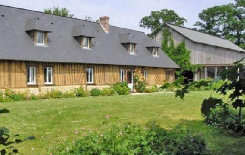 Location de vacances - Gîte à Saint-Maclou