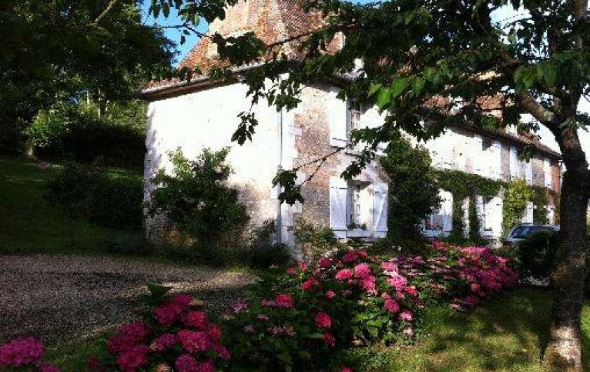 Location de vacances - Château - Manoir à Le Mesnil-sur-Blangy