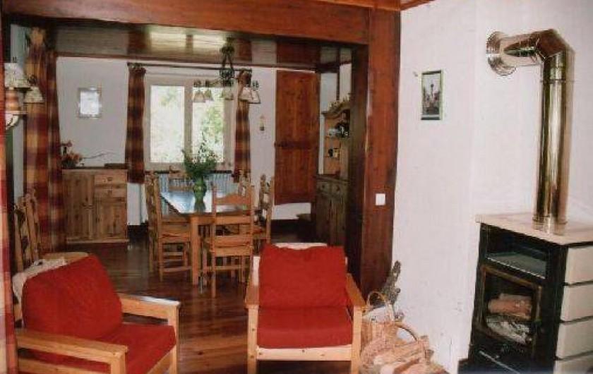 Location de vacances - Chalet à Peisey-Nancroix