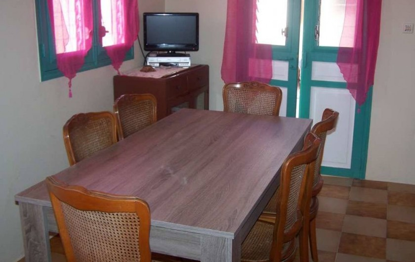Location de vacances - Maison - Villa à Les Anses-d'Arlet