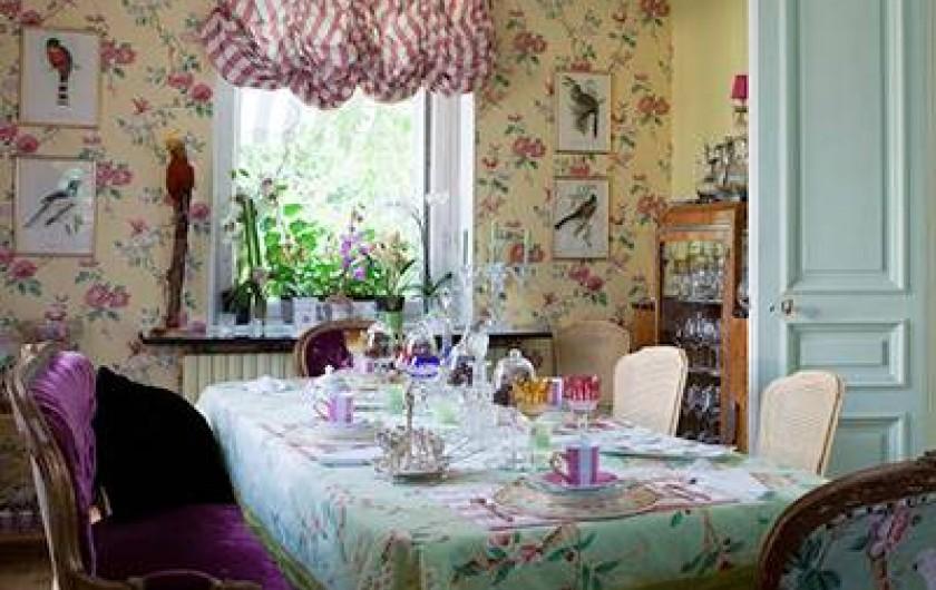 Location de vacances - Chambre d'hôtes à Maisons-Laffitte