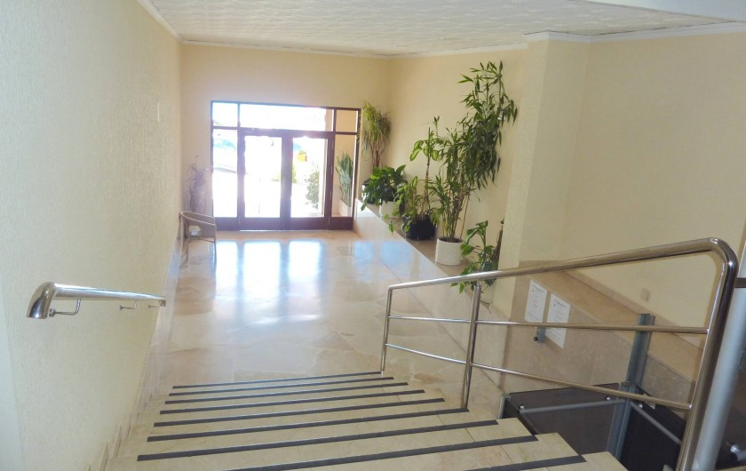 Location de vacances - Appartement à Altea - Portail