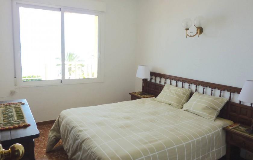 Location de vacances - Appartement à Altea - Chambre extérieur