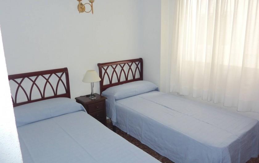 Location de vacances - Appartement à Altea - Chambre 2