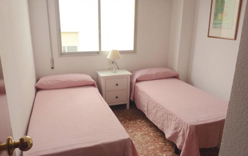 Location de vacances - Appartement à Altea - Chambre 3