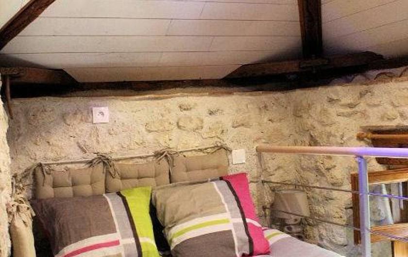 Location de vacances - Chambre d'hôtes à Bajamont - chambre N° 1 garde pile
