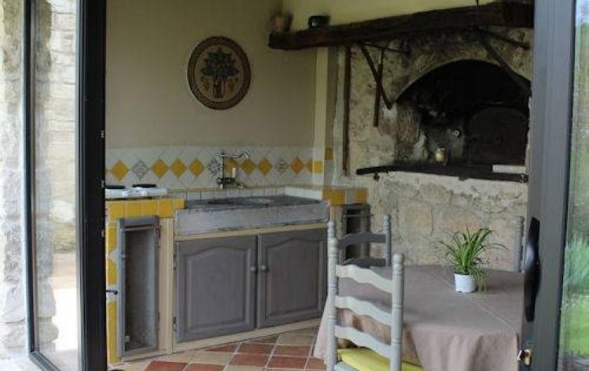 Location de vacances - Chambre d'hôtes à Bajamont - cuisine  gare  pile