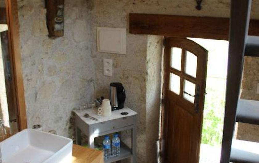Location de vacances - Chambre d'hôtes à Bajamont - garde pile