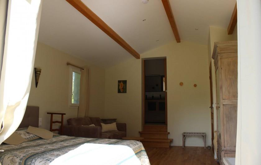 Location de vacances - Chambre d'hôtes à Bajamont - chambre n°4 belle romaine