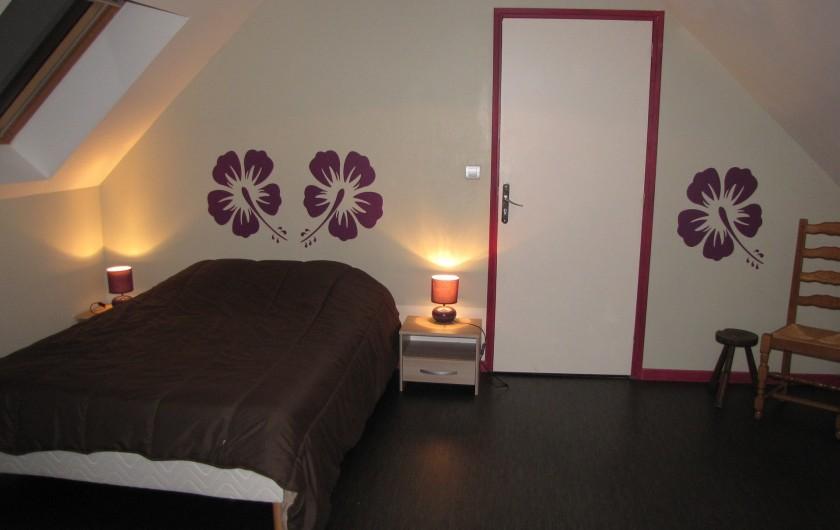Location de vacances - Gîte à Bezinghem - chambre 2