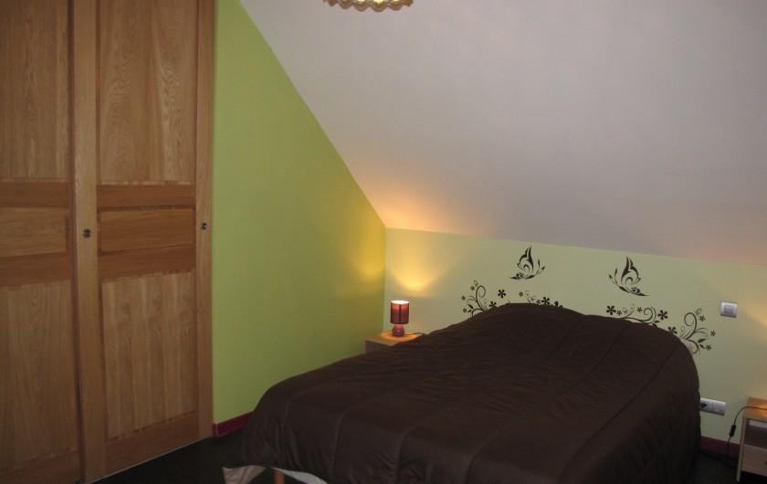 Location de vacances - Gîte à Bezinghem - chambre 4