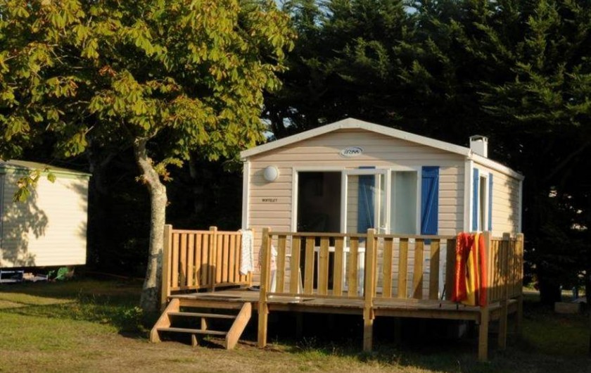 Location de vacances - Camping à Lesconil