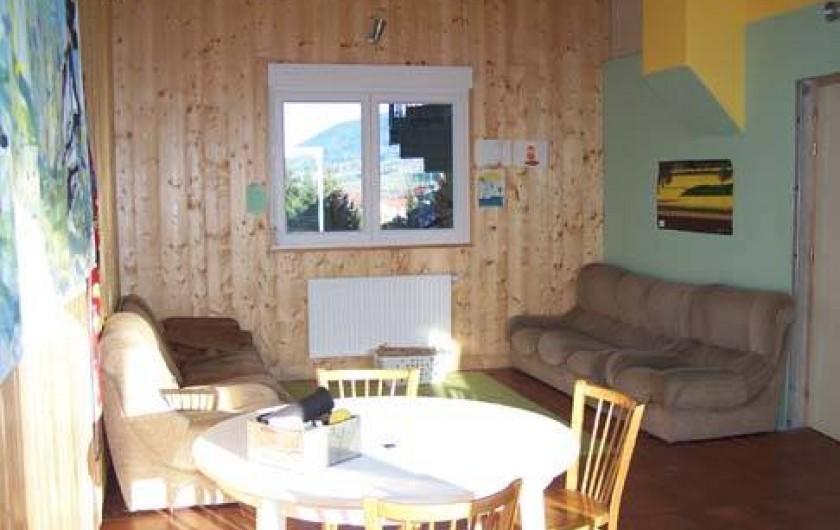 Location de vacances - Centre de vacances à Rochejean