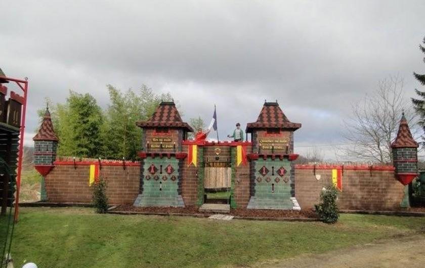 Location de vacances - Gîte à Saint-Vérand