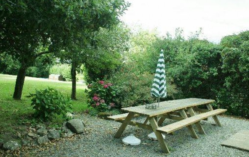 Location de vacances - Gîte à Riec-sur-Bélon