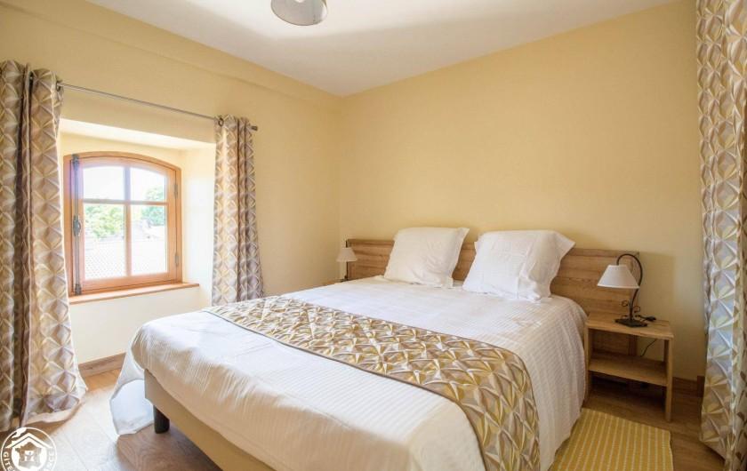 Location de vacances - Gîte à Auzelles - chambre 4 (deuxième étage)