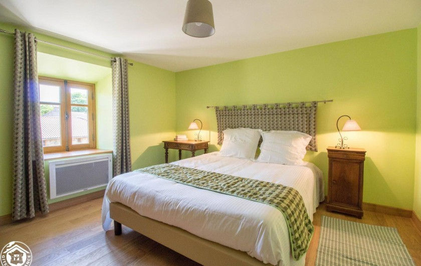 Location de vacances - Gîte à Auzelles - chambre 2 (premier étage)