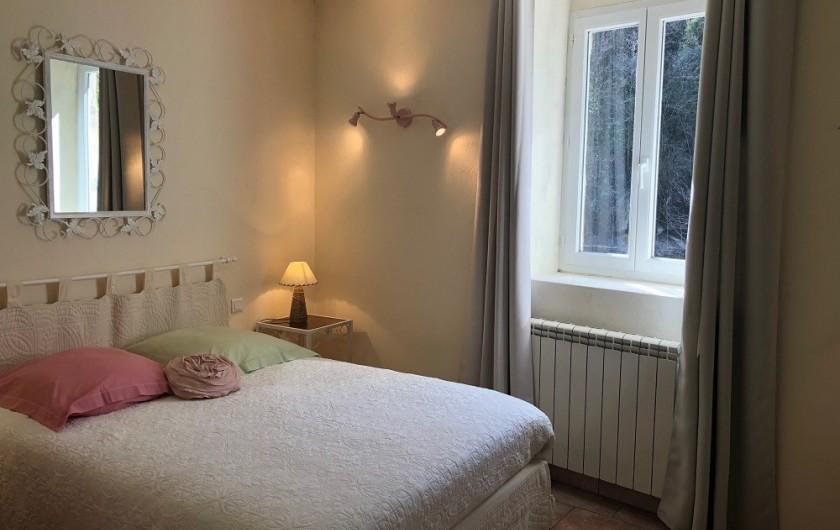 Location de vacances - Gîte à Saint-Jean-de-Valériscle - Gîte La Rose des Sables,  chambre 2