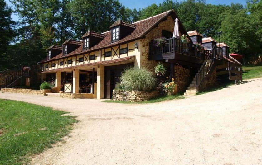 Location de vacances - Villa à Auriac-du-Périgord - LE COUSTAL